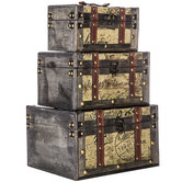 Vintage Trunk Box Set
